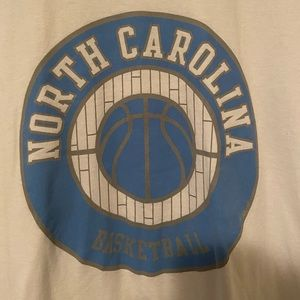 UNC Basketball T-shirt